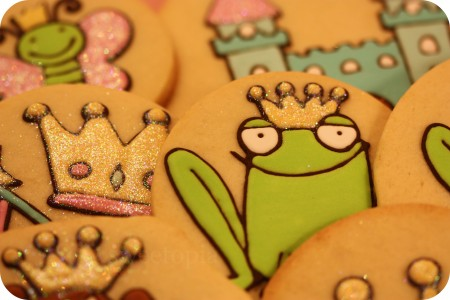 princess cookies 1