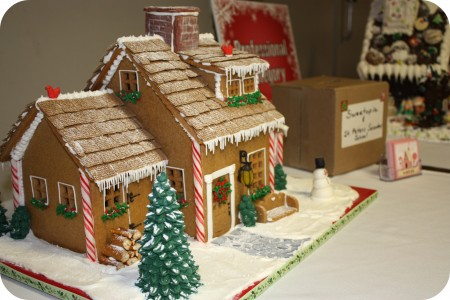 Gingerbread House 2009 Competition