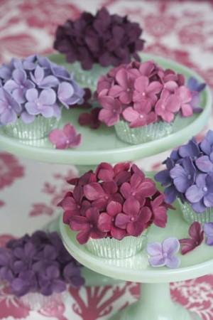 hydrangea cupcakes peggy porschen