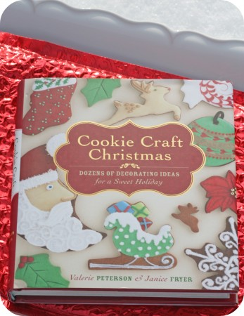 cookie craft christmas book giveaway