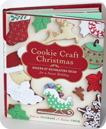 cookie craft christmas book