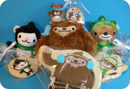 How to Make Olympic Mascot Cookies | Sweetopia